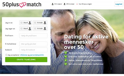 gratis over 50 online dating