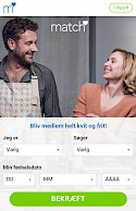 dating site aldersgrænse